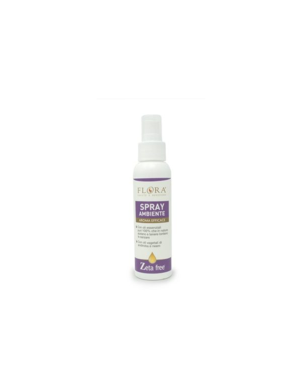 Spray d'ambiance anti-moustiques